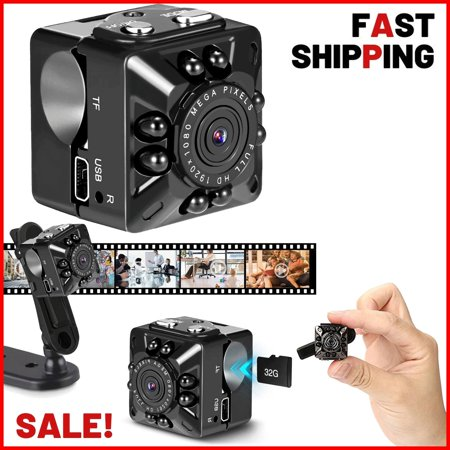 1080P HD Mini Hidden SPY Camera Motion Detection Video Recorder Cam Night Vision - image 2 of 2