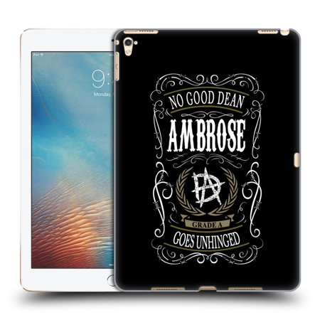 OFFICIAL WWE 2017/18 SUPERSTARS HARD BACK CASE FOR APPLE IPAD