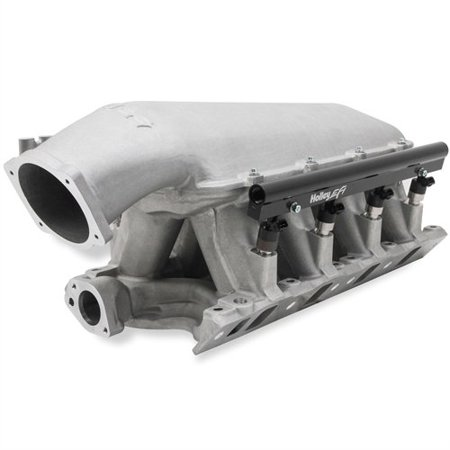 Holley 300-242 EFI Hi-Ram Intake Manifold Ford 351W Designed for use with 1 x 10
