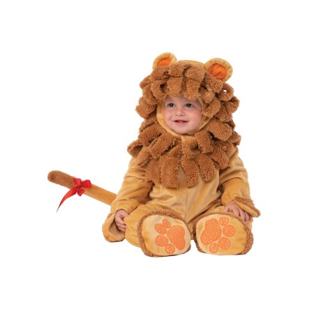 Infant/Toddler Lil' Lion - Lion Tamer Costume Child