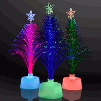 LED Christmas Tree Centerpiece Assorted Colors