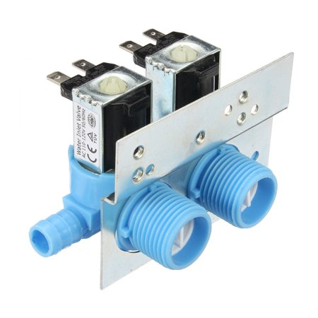 285805 Whirlpool, Kenmore Washer Water Valve Replaces 285805, AP3094541, PS334646, W10110517