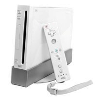 Wii Console White - Refurbished