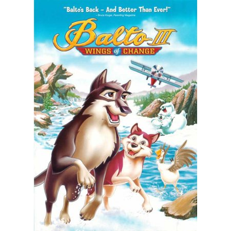 Balto III Wings of Change Movie Poster (11 x 17)