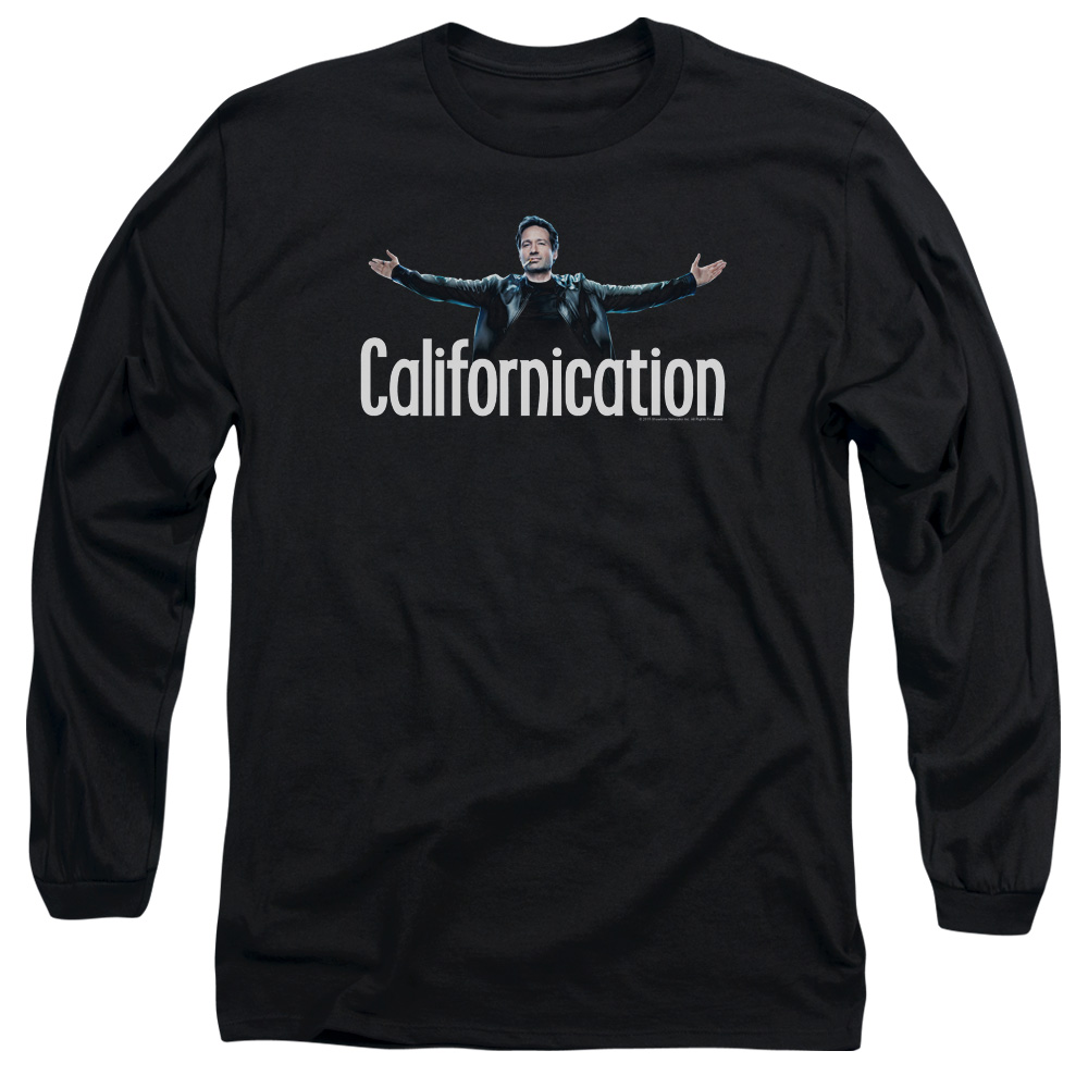 Californication Outstretched Mens Long Sleeve Shirt