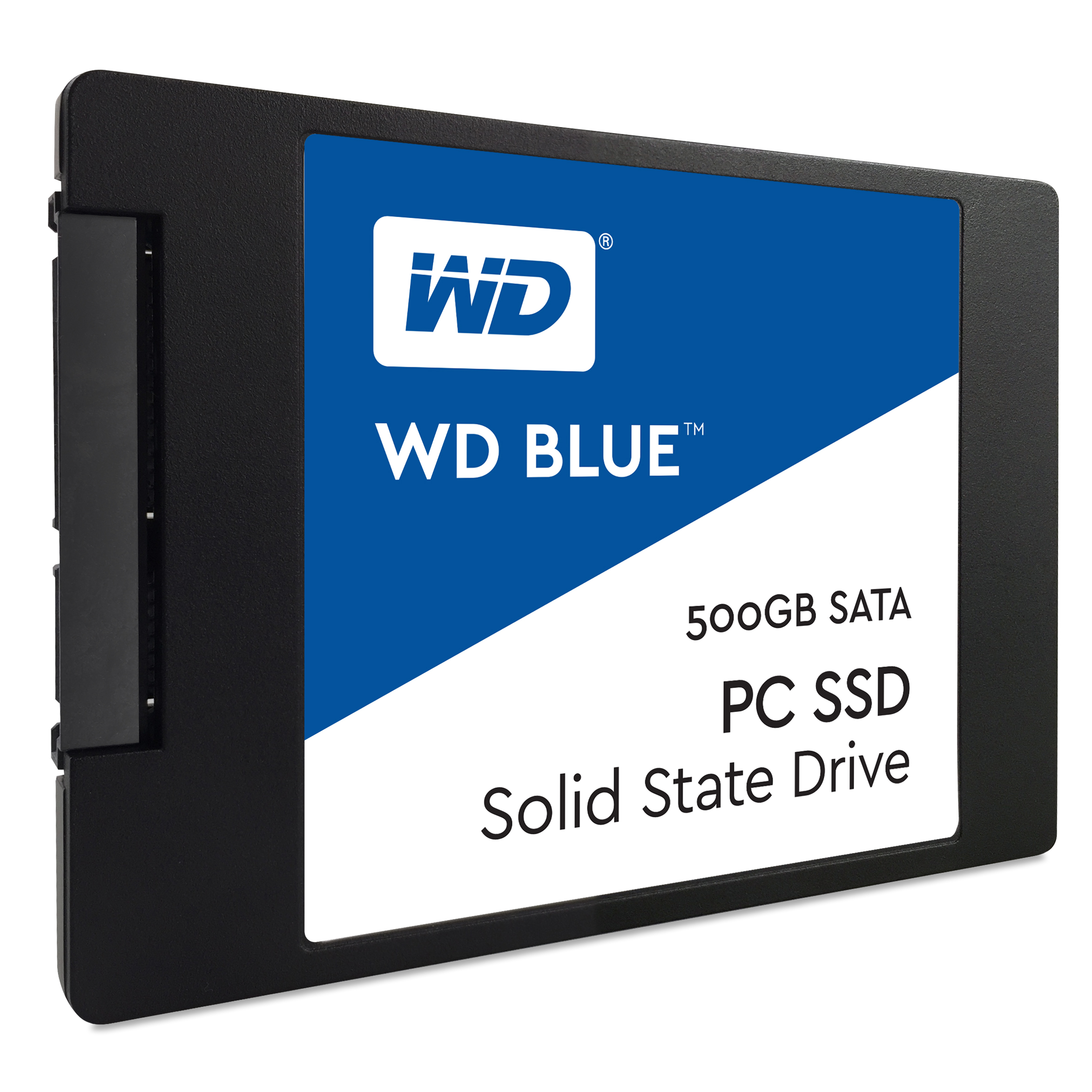 Western Digital Blue 500GB Internal SSD Solid State Drive...