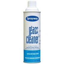 Glass Cleaner: Sprayway