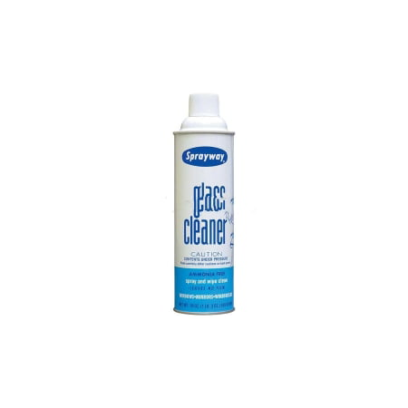 6f34e44632c Sprayway Glass Cleaner Aerosol