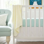 Owen & Ozzie 2-Piece Crib Bedding Set, Turquoise