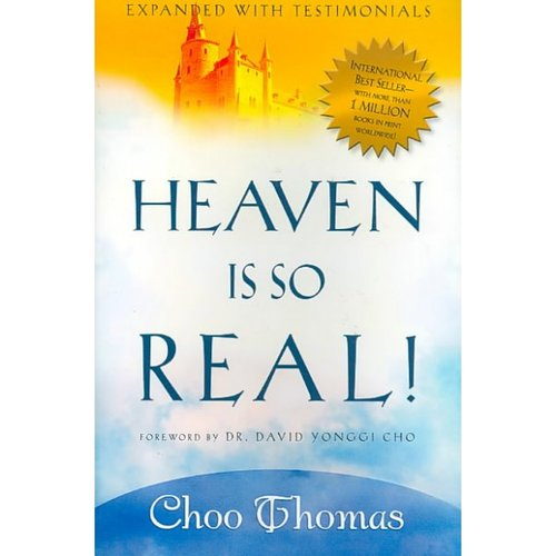 Choo thomas heaven is so real