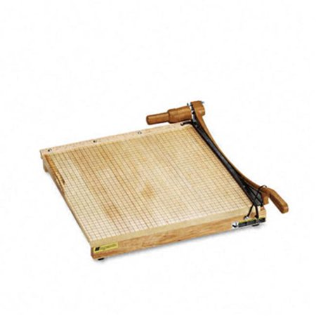 ClassicCut Ingento Solid Maple Paper Trimmer- 15 Sheets- Maple Base- 18
