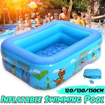 Swimming Pool Portable Inflatable Swimming Pool Kids Children Adults Summer Inflatable Paddling Pools For Home Garden Outdoor Use Walmart Canada