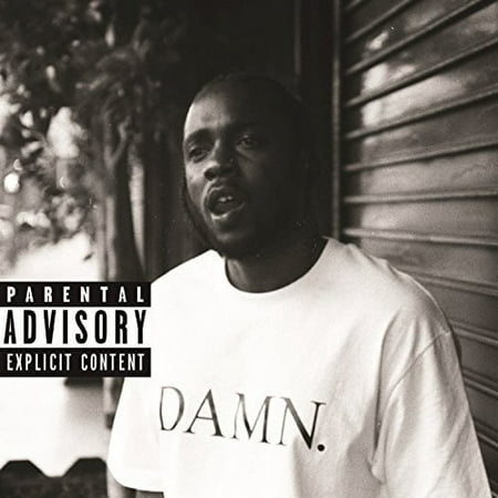 Damn. Collectors Edition. (CD) (explicit)