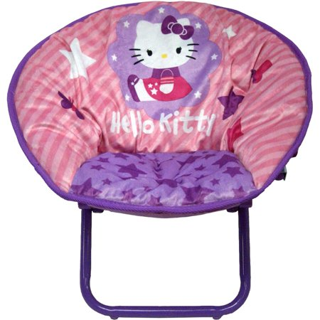 Hello Kitty Saucer Chair