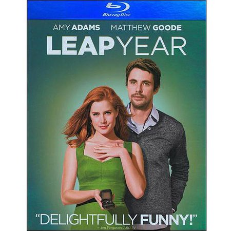 Leap Year  Blu Ray   Widescreen