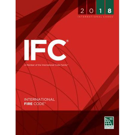 2018 International Fire Code, Loose-Leaf Version](Fire Store Promo Code)