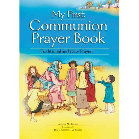 My First Communion Prayer Book (Hardcover)