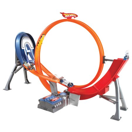 hot wheels power shift raceway instructions
