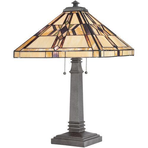 Quoizel Finton TF961TVB Table Lamp