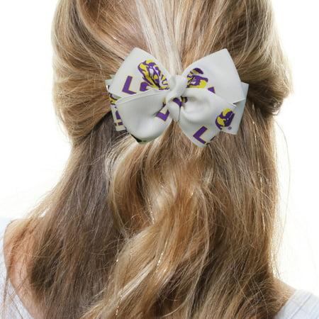 Louisiana State Shreveport Pilots Butterfly Pinch Hair Clip - No (Best Beauty Supply Shreveport La)