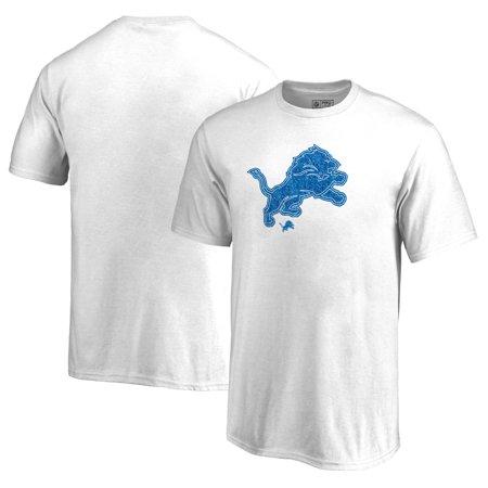 Detroit Lions NFL Pro Line by Fanatics Branded Youth Training Camp Hookup T-Shirt - White Detroit Lions Youth Uniform