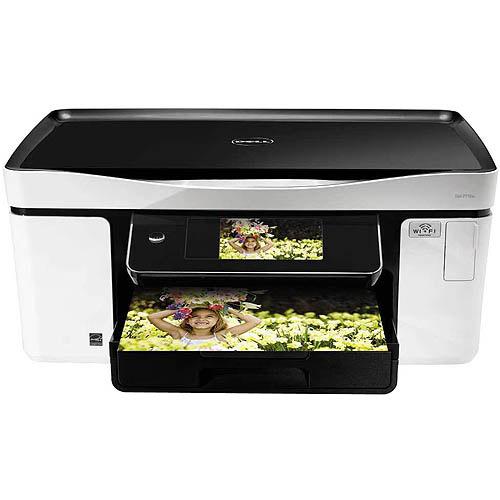 Dell P713w Inkjet Multifunction Printer/Copier/Scanner