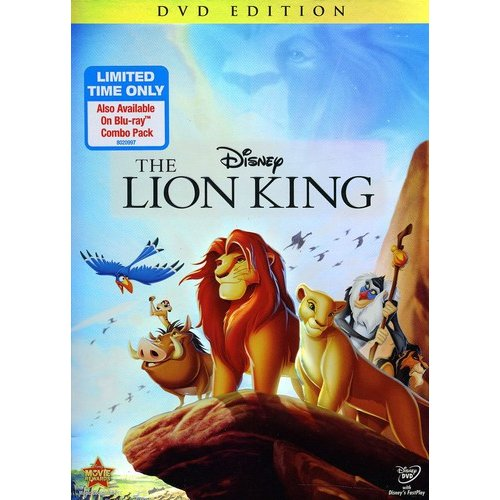 The Lion King (Widescreen)
