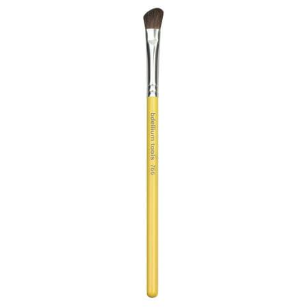 Bdellium Tools Professional Makeup Brush Studio Line - Full Sharp Angled Eye Contour