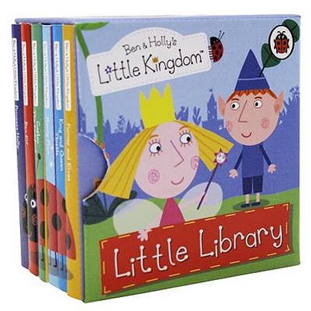Ben and Holly's Little Kingdom Little Library
