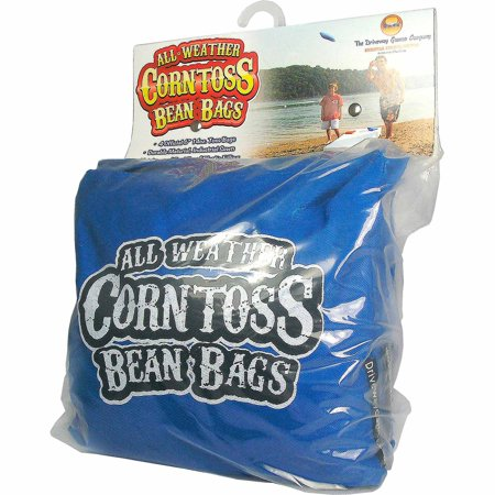 Coin Toss Game (Driveway Games All Weather Corntoss Bean Bags, Royal)