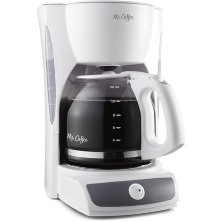 Mr. Coffee 12-Cup Switch Coffee Maker CG12 White 72179228264 eBay