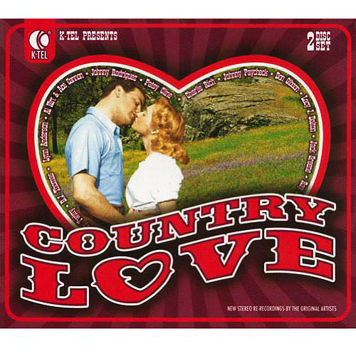 Country Love (2CD) (Digi-Pak)