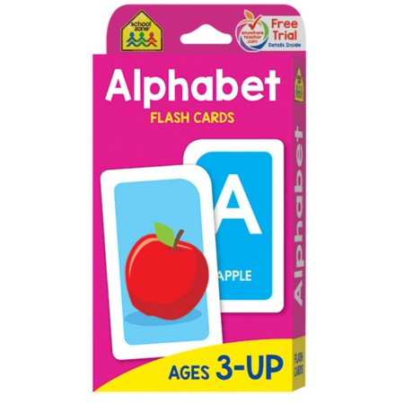 ALPHABET FLASH CARDS ()