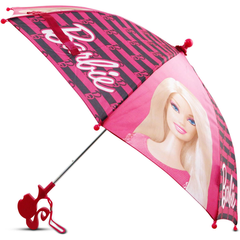 My Little Pony Mattel Little Girls Barbie Umbrella With Character Handle Age 2 7 Walmart Com Walmart Com