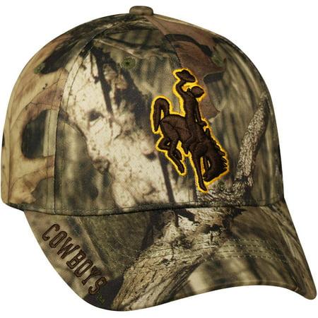 NCAA Men's Wyoming Cowboys Mossy Cap
