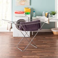 Enamel Coated Steel Clothes Drying Rack