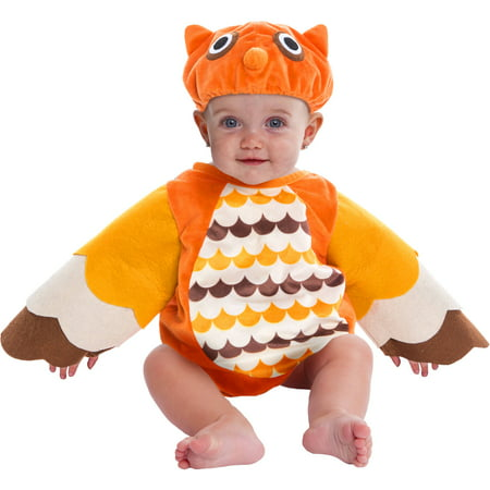 Owl Bubble Infant Halloween Dress Up / Role Play - Infant Dress Up Costumes