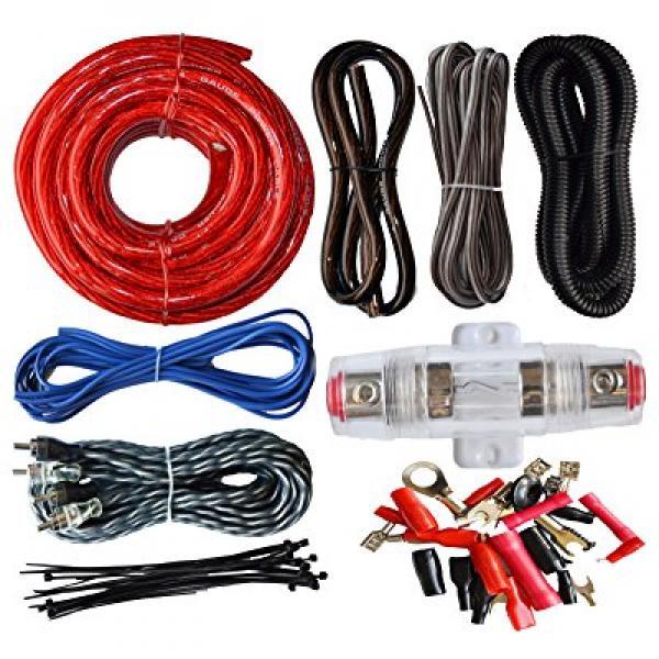 amplifier wiring kits rh walmart com amplifier wiring kit best buy amplifier wiring kit best buy