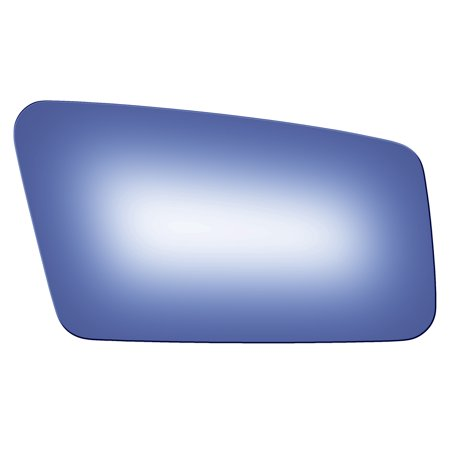 Burco 3047 Right Side Power Replacement Mirror Glass for Audi 100, 200, 5000, V8