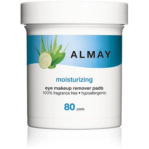 Almay Moisturized Pads Eye Makeup Remover 1 Pk