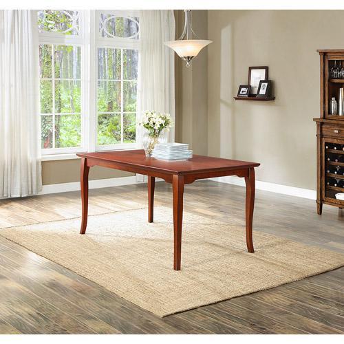 Perfect Better Homes and Gardens Ashwood Road Piece Dining Set Brown Cherry Walmart