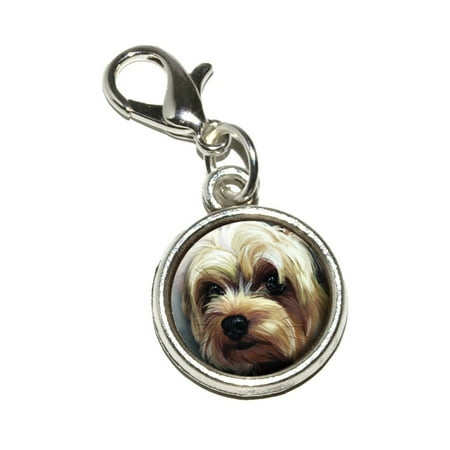 Yorkshire Terrier - Yorkie Dog Pet Bracelet Charm
