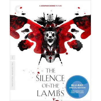 Criterion Collection: The Silence Of The Lambs on Blu-ray