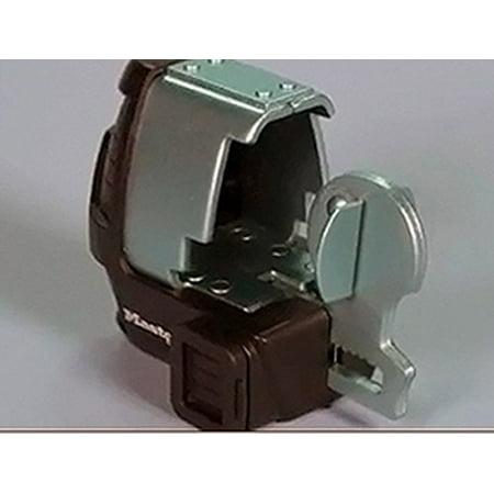 Master Lock Trailer Lock Trailer Coupler & Receiver Lock Combo Pack 3794DAT - image 2 of 3
