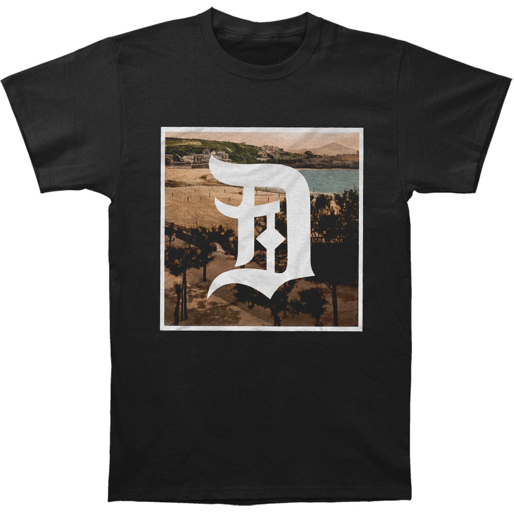Deftones Men's  CaliforNIA T-shirt Black