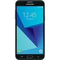 Straight Talk SAMSUNG Galaxy J7 Sky Pro LTE, 16GB Black - Prepaid Smartphone