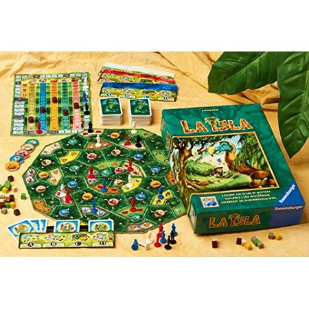 Ravensburger - 269501 | La Isla Board Game - image 1 de 4