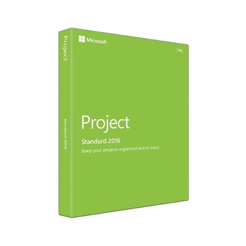 Microsoft Project 2016 PC ESD (Digital Code) by Microsoft