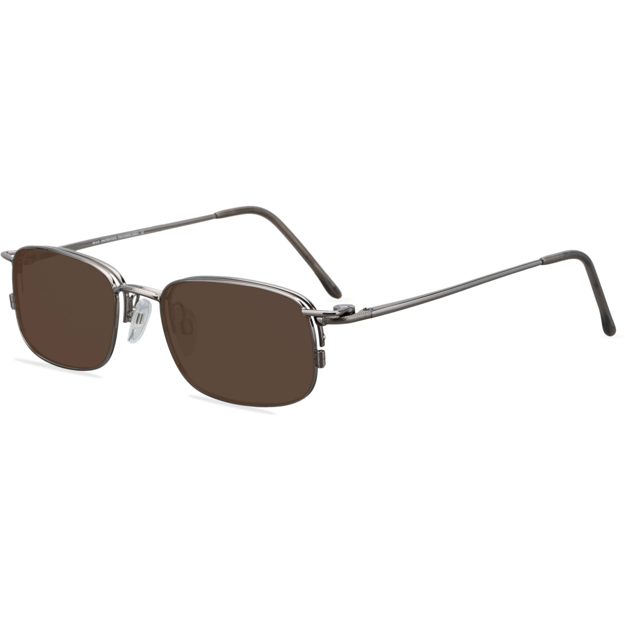 EasyClip Mens Prescription Glasses, S2435 Grey - Walmart.com at Walmart - Vision Center in Lewisburg, TN | Tuggl
