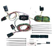 Hopkins Towing Solution 56100 Plug-In Simple Vehicle To Trailer Wiring Harness
